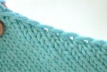 handwork / tips, tutorials and patterns for embroidery, knitting and crochet