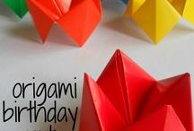 Elias' Origami Party