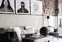 INTERIOR / Interior inspiration board