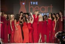 Red Dress - Heart Truth / HEART TRUTH RED DRESS FASHION SHOW -Celebs in red dresses to raise awareness of heart health