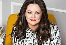 Melissa McCarthy Style / Melissa McCarthy is my favorite actress!  She's funny, beautiful and has a great sense of style!  :) / by Beverly Cooper