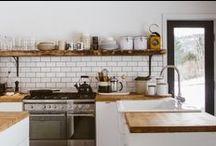 Kitchen + Dining / by Kristin Ellis