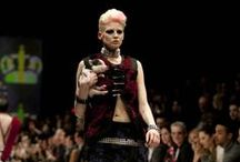 PUNK FASHION / Rebel? Anarchist? Style and fashion for the true rock star