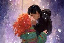 Literary Romances / Favorite literary romances. #books #romance #youngadult