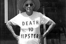 Hipsters and alternative. / by andrea c.