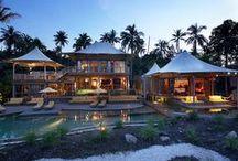 Organic resort / by Pascharanunn Lert.