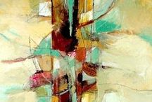 Abstract Art / Abstract art from paintings and other forms in various mediums and styles.  / by Itaya Lightbourne