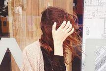 Hair + Face / by Kristin Ellis