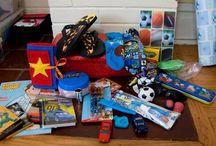 Operation Christmas Child Shoe Box