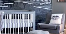 Nurseries for a Little Prince / Nursery ideas for the little man in your life