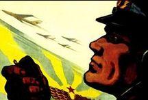 Propaganda / Vintage propaganda posters and leaflets / by Ian Bertram
