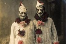 Circus Carnival Party / Inspiration for our Circus Macabre Party for Halloween