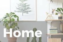Home is Where the Heart is / Inspiration for your home, office, and more!