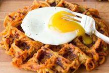 |Waffle Recipes|