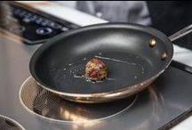 The World's First Cultured Meatball / In January 2016, we grew the world's first cultured meatball.  Cultured meat is a technology we are developing that will allow us to farm meat, without the animals.  The result is real meat grown without the animals, in a process that is better for the body and better for the planet.