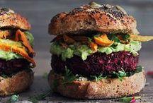 |Burger Recipes|
