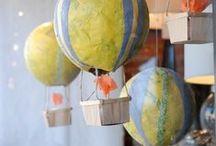Billedkunst - luftballon