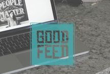 Good Stories for the Heart / Good Stories from Sevenly's blog Good Feed