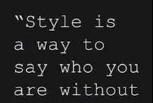 Fashion- style