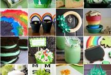 Seasons & Holidays:  St. Patricks / St. Patrick's Day EVERYTHING! / by Brandie Neal