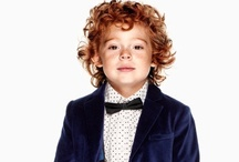 Suits & Blazers for Little Dandies / by Boys Be Cool - Contemporary Kids Fashion