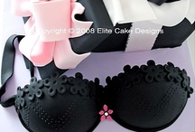 Lingerie Cakes / by Cake Maternity