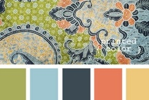 Color Combos / by Pam Widener