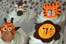 Jungle | Safari Party / Jungle | Safari | Birthday | Party | Ideas | Printables | Cake | Cupcakes | Invitation | Decorations | Favors | Games | Food | SIMONEmadeit.com
