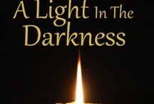 """""""Light"""" Series / YA fantasy novels written by Heather Sutherlin:   Book 1 -  Light In the Darkness   Book 2 -  To Light The Path Book 3 -  The Light Within"""