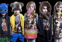 Magical Menagerie / by Boys Be Cool - Contemporary Kids Fashion
