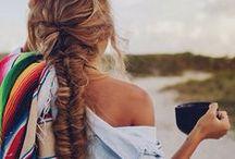 Hair / by Antonia Correa