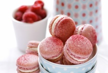 Sinful Sweets-Macarons / Slightly obsessed with macarons... / by Robyn Holstein