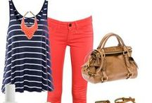 summer outfits / by Lora Hayes-Albert