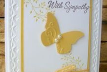 Sympathy cards / by Lora Hayes-Albert