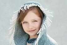 Il Gufo Fall Winter 2013 / Fall Winter 2013 Adv campaign images - Children dressed as children