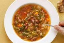 Soups, Stews and Casseroles / Warm up with something delicious! / by Sawyer Free Library