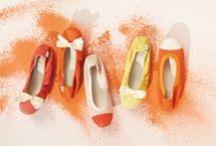 #ilgufosummercolors - SS14 shoe collection