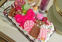 Decoden Cuteness / Decoden phone cases, mirrors, compacts and everything else