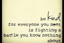 Gratitude And Kindness / Finding Kindness and Gratitude despite chronic illness.