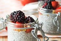 Chia Seeds / chia seed recipes || vegan chia seed recipes || chia pudding || healthy chia seed desserts || chia seed smoothies || baking with chia seeds || gluten-free chia seed recipes