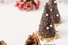 Holiday Baking / Indulgent holiday desserts including Thanksgiving pies and festive Christmas cookies