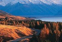 Oceania / Dicas de viagens para os países da Oceania, como Austrália e Nova Zelândia.