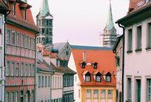 Alemanha | Germany / Dicas de viagem e sobre moradia na Alemanha. Germany. Munique. Munich. Berlim. Leipzig. Rota Romântica. Alpes.