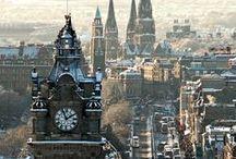Escócia | Scotland / Dicas de viagem para a Escócia. Scotland. Edimburgo. Highlands. Glasgow. Roteiros. Lagos. Castelos. Whisky. Inverness. Aberdeen. Skye. Britannia.