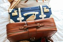 Equipamentos de Viagem | Travel Gear / Equipamentos de viagem. Acessórios para viajar. Carteiras, mochilas, cadeados, trekking, malas, bolsas e câmeras