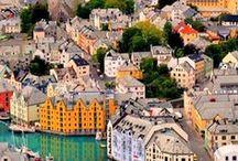 Escandinávia | Scandinavia / Dicas de viagem para os países da Escandinávia. Dinamarca, Suécia, Noruega. Finlândia, as ilhas Faroé, Islândia.