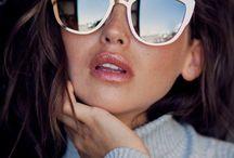 Óculos | Sunnies / Tipos de óculos de sol. Sunnies. Sunglasses.
