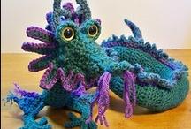Crochet - Amigurumi and toys / by threeundertwo