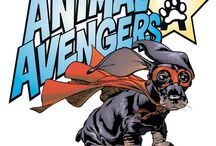 Animal Avengers / Giving a voice to those who have none! This is a non-profit 501(c)(3), but this page is dedicated to animals everywhere, the work we do for them & the unconditional love they give us.