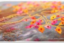 Helen Cowans Textile Art